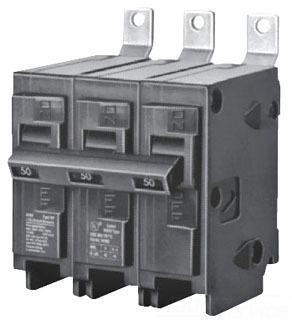 Siemens B350 3P 50A CKT BRKR