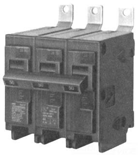 Siemens B380 3P 80A CKT BRKR