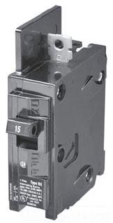 Siemens BQ1B015 SP 15A 120/240V CB