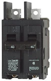 Siemens BQ2B045C 45A 2P 120/240V CB