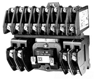 Square D 8903LA40V02 120V CONTACTOR