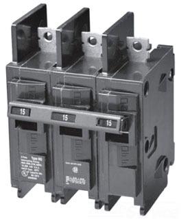 Siemens BQ3B070 3P 70A 240V CB
