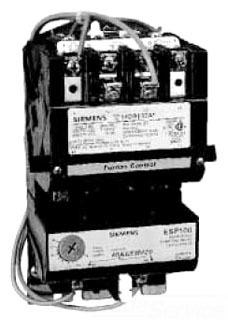 Siemens 14LPU32AK 250A 380V CLSD STRTR