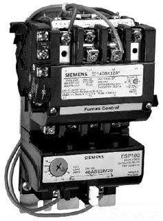 Siemens 14FSF32FA51 120V NM4X SZ2 STRTR