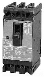 Siemens ED63B050 3P 50A 600V CB
