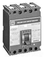 Square D FHL36050 3P-600V-50A CB