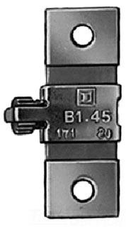Square D B0.39 HTR ELEMENT