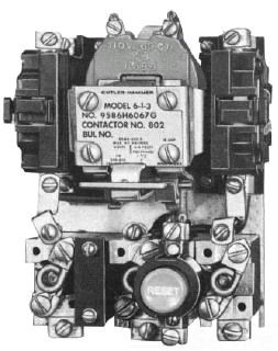Cutler Hammer - 9-1318-110