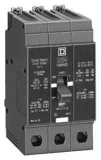 Square D EGB34040 3P-480V-40A CB