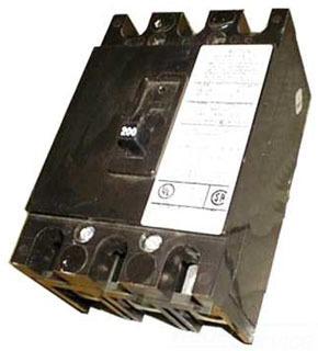 Cutler Hammer CC3150 150A 240V 3P CB