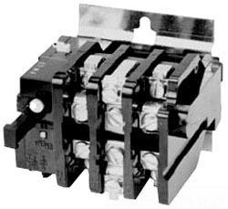 General Electric CR324E610A BLOCK OL RLY PNL MTG