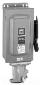Square D - H361WC