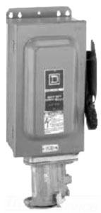 Square D H362AWC 60A-600V-3P SW
