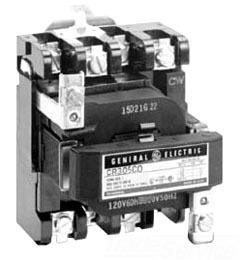 General Electric CR305S404AEA 460-480V 4P CONTCTR