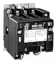 Square D 8502SCW12V03 TYPE S CONTACTOR