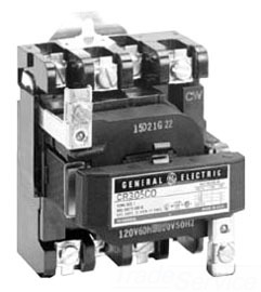 General Electric CR305T102 115-120V 4P MAG CONT