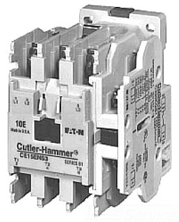 Cutler Hammer CE15GN3AB CONTACTOR