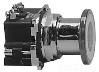 Cutler Hammer 10250T1097LRD2A-1X RED P/PL SW