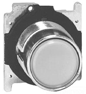 Cutler Hammer 10250T414LRD06 480V RED PSHBTN