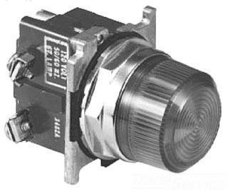 Cutler Hammer 10250T197LGP12 GRN LED IND LT