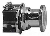 Cutler Hammer 10250T979C52-3X CLR P/PL SW