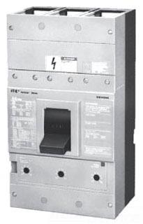 Siemens-ITE E1SMXD62B500 2P 500A CB ENCL