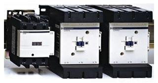 Square D LC1D115S7 CONTACTOR 600VAC
