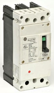General Electric FBN26TE080RV 80A MOULDED CS CB