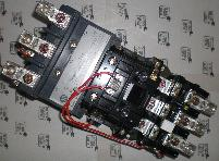 Allen Bradley 509EON Size 4 3 Phase 280V 50Hz 135 Amps Max Open Starter