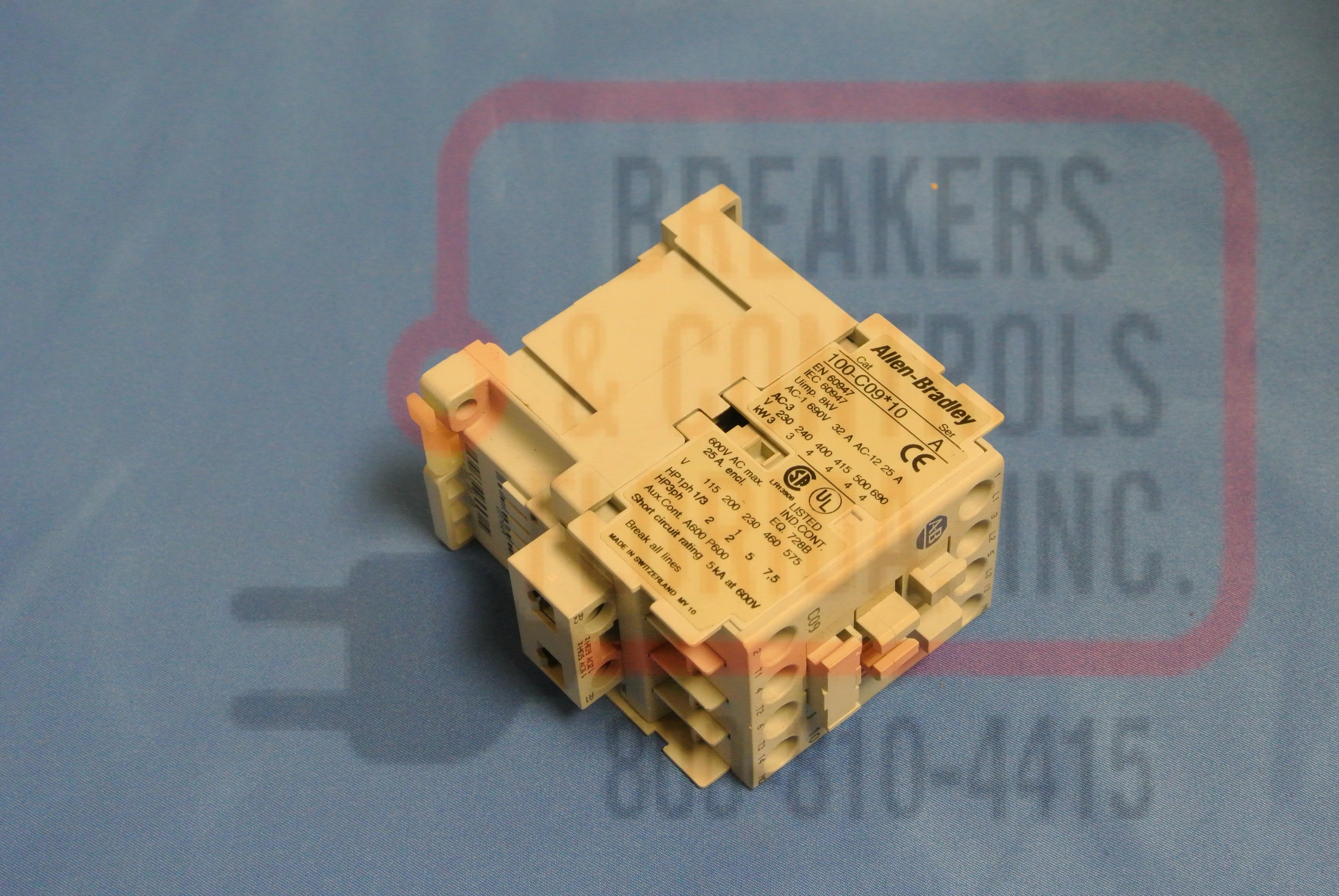 Allen Bradley 100-C09*10 Motor Control Contactor
