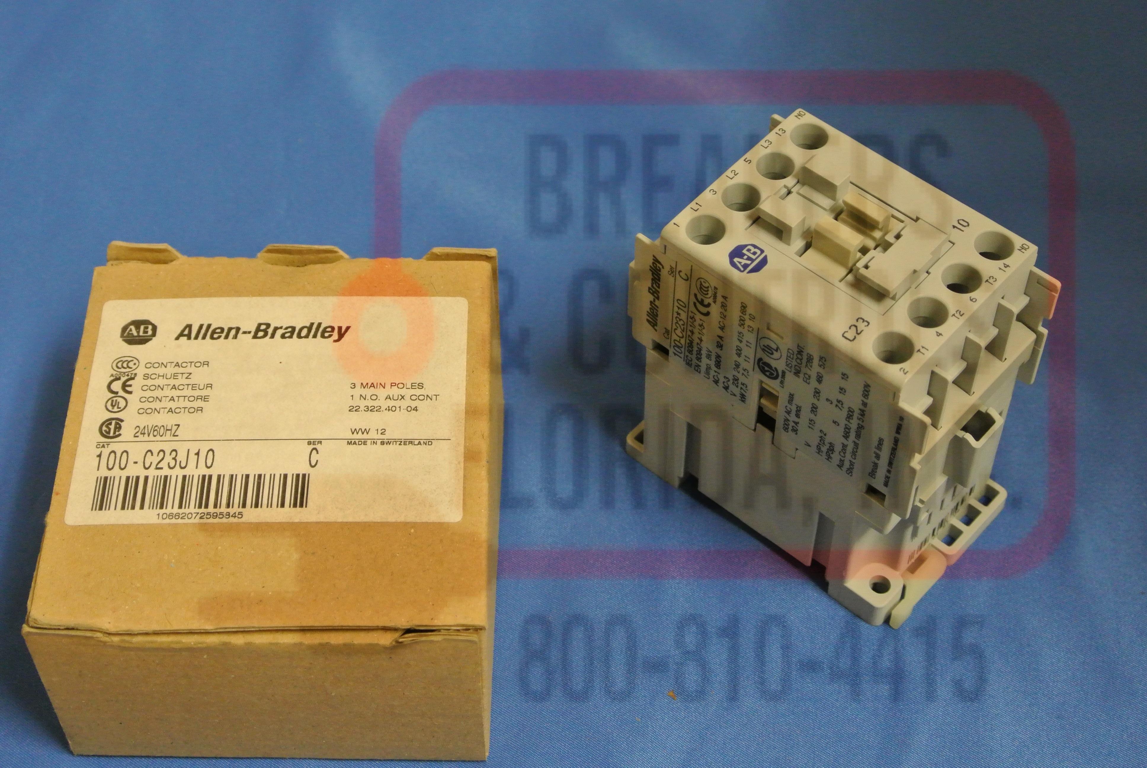 Allen Bradley - 100-C23J10
