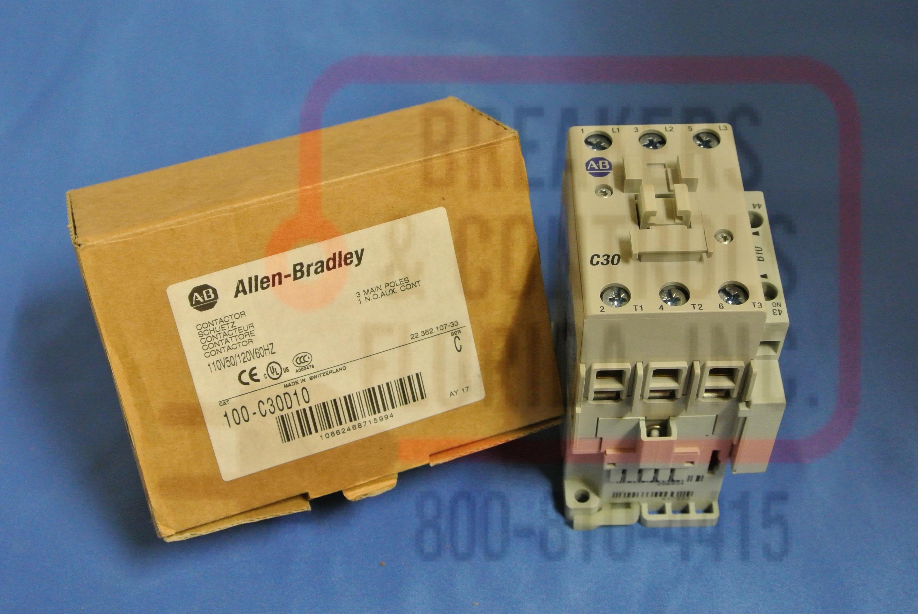 Allen Bradley - 100-C30D10