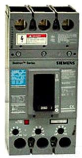 Siemens FXD63B150 3P 150A 600V CB