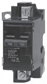 Siemens MBK100 100A 4P 120/240V 22K CB