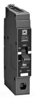 Square D EDB14045 SP-480V-45A CB