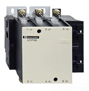 Square D LC1F185U7 CONTACTOR 600VAC