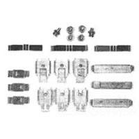 General Electric 232A6724G009 OEM Replacement Contact Kit