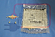 Allen Bradley 7000-C1 CONTACT CARTRIDGE REAR DECK FOR RELAY