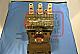 Allen Bradley 702E0D93 CONTACTOR SZ.4 135A 3POLE 120VAC