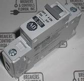 Allen Bradley 1492-CB1-G200 20 AMP 1POLE 277VAC 65VDC DIN RAIL