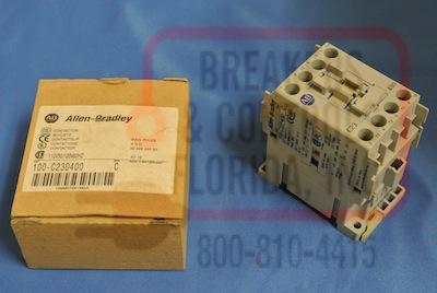Allen Bradley 100-C23D400 IEC, 23A, 110V 50Hz / 120V 60Hz
